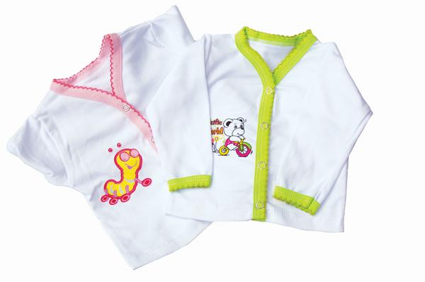 Для новорожденных своими руками кофточка 54
